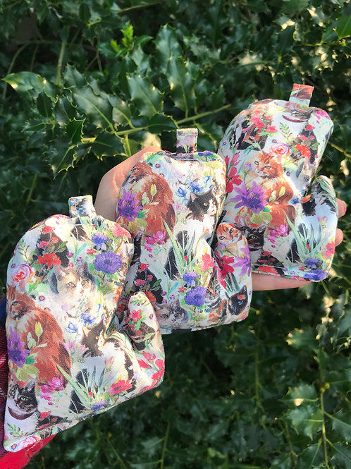 Majestic Cat Mitten Bag