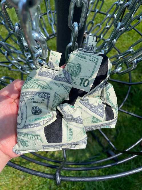 Money Mitten Bag