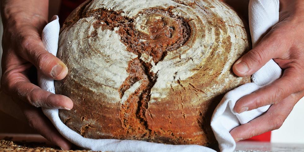 Ich backe mein eigenes Brot - Workshop Seminarbäuerinnen (1)