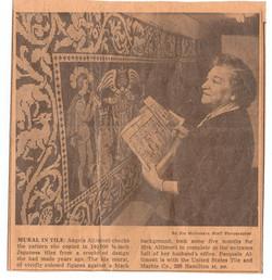 Mrs. Angelina Altimont
