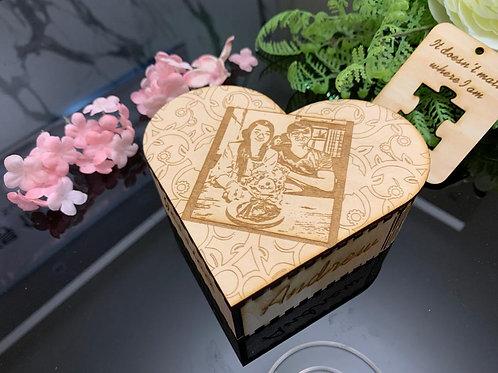 情人節心形飾物盒 套餐B