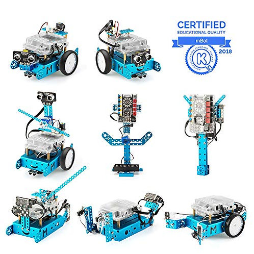 Makeblock 8-in-1 Variety Gizmos Add-on Pack for mBot and Ranger