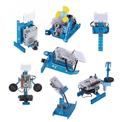 Makeblock 7-in-1 Perception Gizmos Add-on Pack for mBot and Ranger 7合1擴充套裝