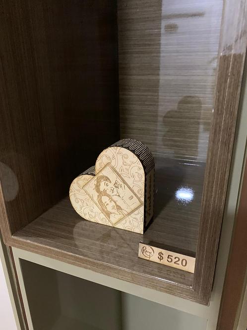 自訂心型禮盒