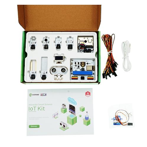 Elecfreaks IoT Kit for micro:bit (不包含micro:bit)