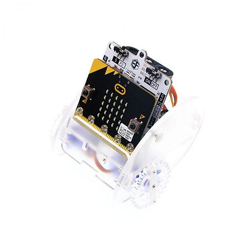 Elecfreaks Ring:bit Car Educational Smart Robot Kit for micro:bit (須另購micro:bit)