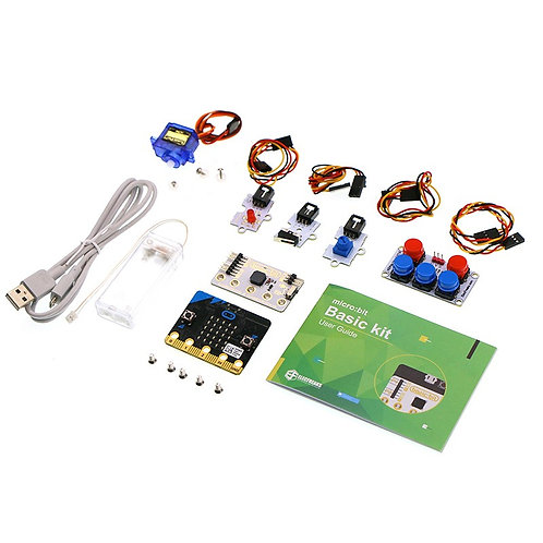 Elecfreaks Basic Kit for micro:bit(須另購micro:bit)