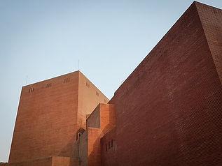 도시 건축 골목