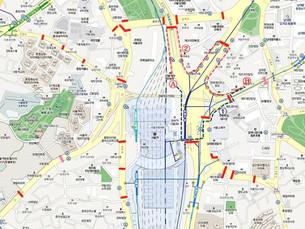 서울역 주변은 보행자가 걸어 다니기에 편리한가?