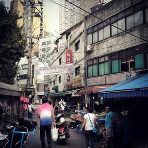 2014-08-30. 서울의 서쪽 마을 과거 속으로의 여행 (마포시장, 염리동 소금길, 아현시장)
