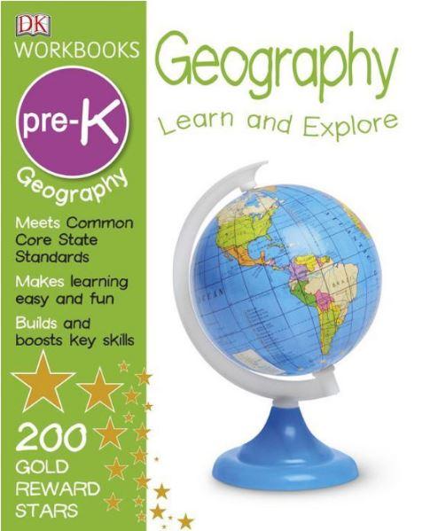 DK Geography Pre-K