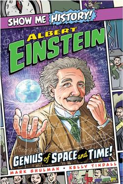 Albert Einstein cover FINAL