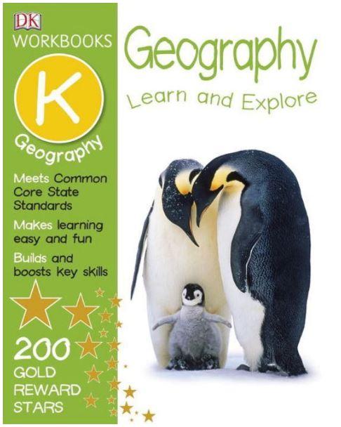 DK Geography K