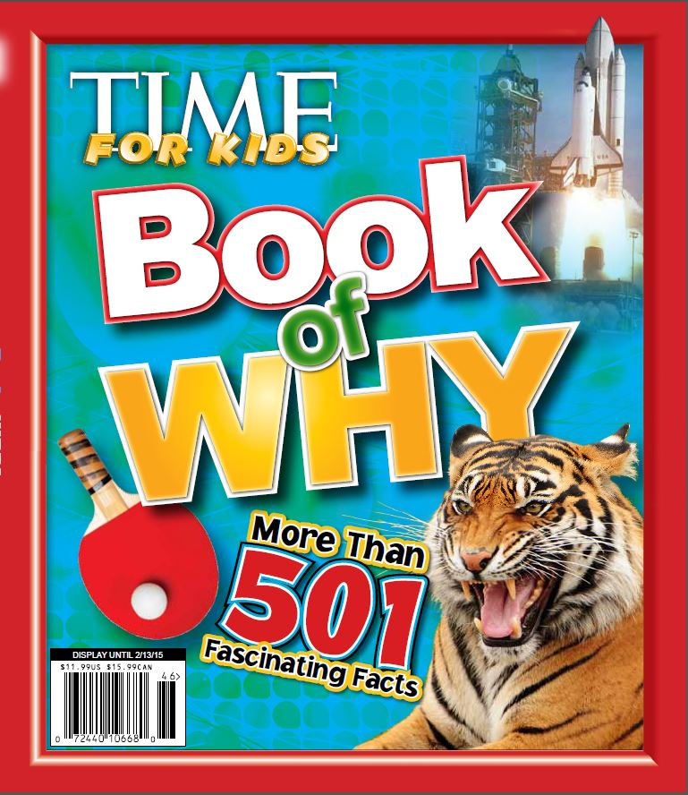 Time Why Bookazine