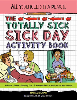 Sick Day Doodle Book