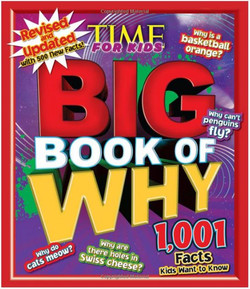Time Big Book of Why TWO