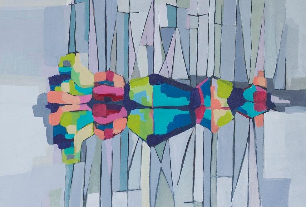 Marina Abstract