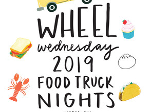 WHEEL WEDNESDAY FOOD TRUCK NIGHTS AT ANTIQUE TACO ON MAY 15TH