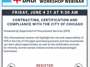 CONTRACTING, CERTIFICATION AND COMPLIANCE WEBINAR