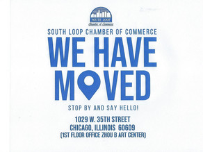 South Loop Chamber of Commerce Moves