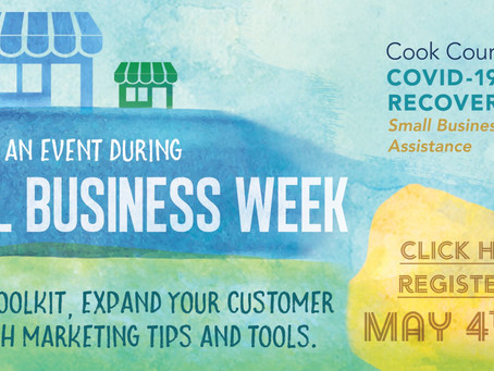 Cook County Small Business Week Event