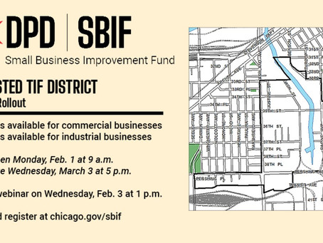 35th/Halsted SBIF Rollout