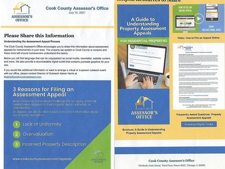 Cook County Assessor's Office Resources