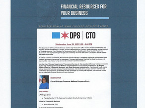 Financial Resources for Your Business