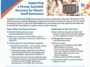 Back 2 Business (B2B) Grant Program