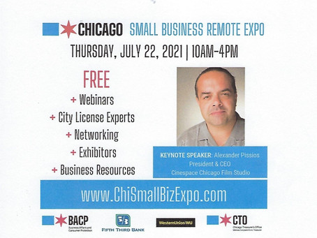 Chicago Small Business Remote Expo
