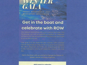 Save the Date for ROW's Winter Gala