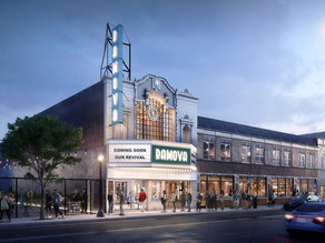 Plan to revive Bridgeport's Ramova Theater recalls days when 'It was like walking into another world