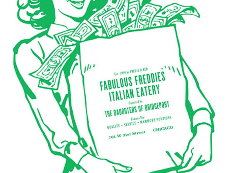 STOP BY AND SUPPORT FREDDIE'S DURING SHOP SMALL WEEK - NOV. 28 - DEC. 5