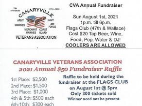 Canaryville Veterans Association Fundraiser