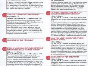 February BACP Education Workshops 2020