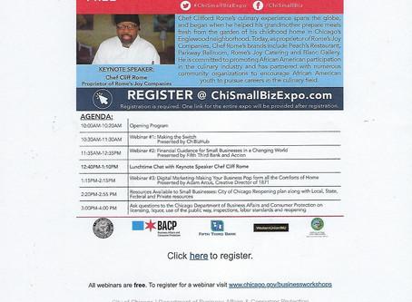 BACP Small Business E-Expo