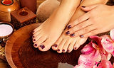 Spa Pedicure & Manicure