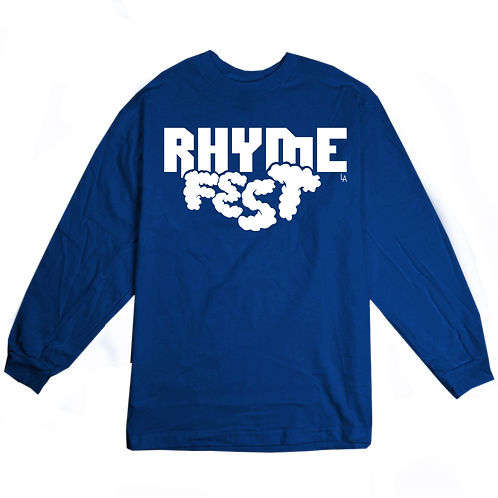 Rhyme Fest - One Color