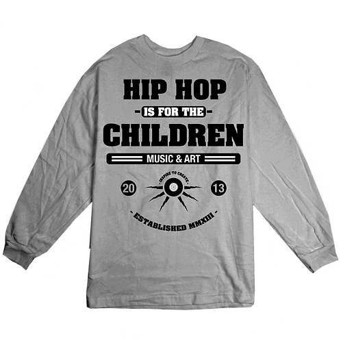 Hip Hop is for the Children - EST 2013