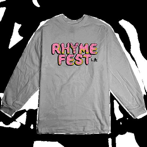 Rhyme Fest - Dilla Donut
