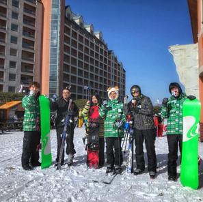 2018 스키장
