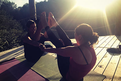 Yoga Retreat Seven Springs