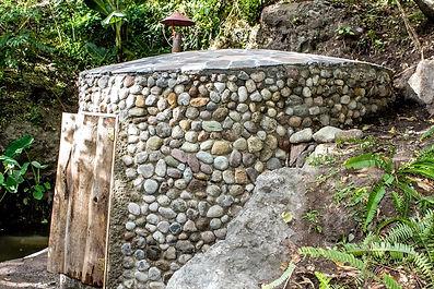 Mayan Sauna Yoga Forest