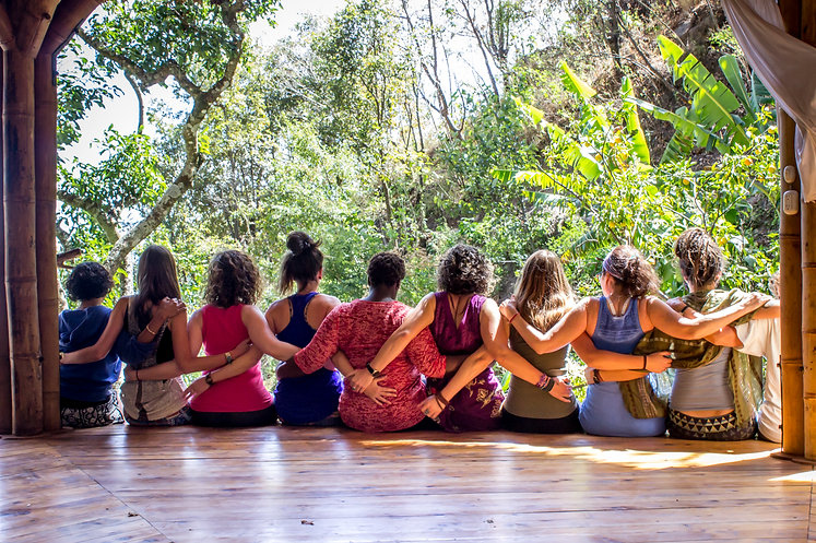 Journey Into Sacred Expression Retreat