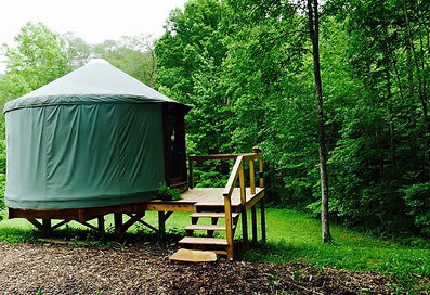 Seven Springs Yurts
