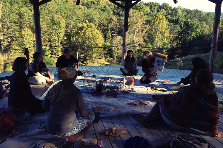 Awaken Your Creative Soul Retreat Tennessee