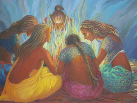 The Call of a Women's Circle