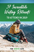 Incredible Writing Retreats 2019