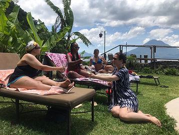 swimming pool Villa Sumaya