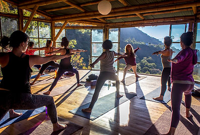 Sacred Expression Women's Yoga Retreat